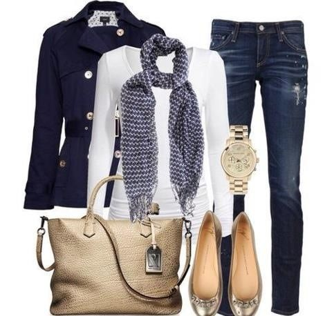 Cute outfit for Barbe games Outfit / Navy Blue / Azul Marino