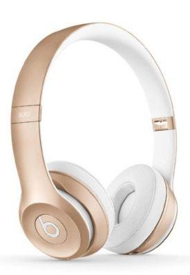 Love these gold Beats headphones