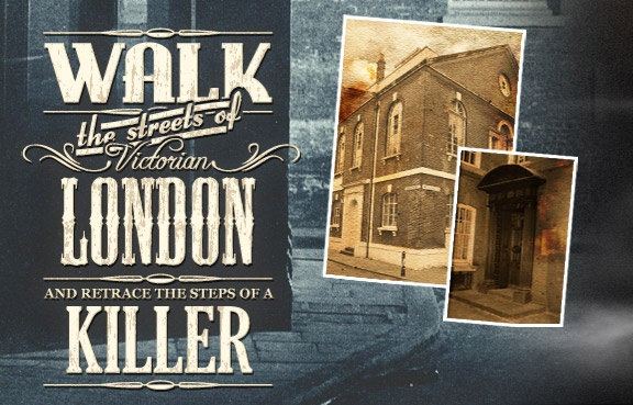 Walk The Streets of Victorian London - Jack the Ripper Tour