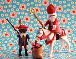 Playmobiel Sint en Piet