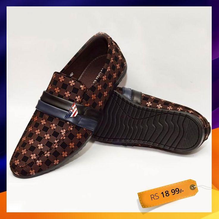 Buy Giorgio Armani Brown Loafer Online in Pakistan - Zambeel