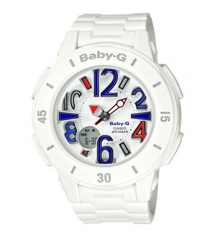 BGA-170-7B2ER - Fokozottan vízálló (úszás), kristályüveg, naptár, stopper, visszaszámláló ismétléssel, háttérvilágítás, 5 ébresztés, világidő. Javasolt fogyasztói ár: 38 990 Ft