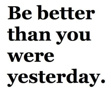 better today