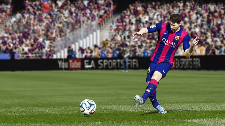 Pes 2015 Messi Picture #27424 Wallpaper | High Resolution