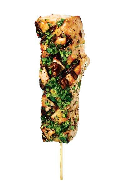 Tuna Kebab at Stix Mediterranean Grill | NY Love | Pinterest