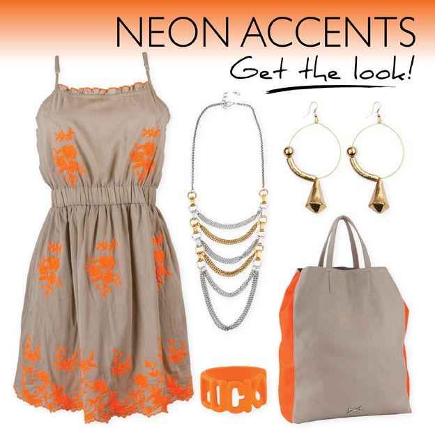 NEON ACCENTS