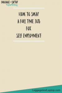 self employment | home business | online business