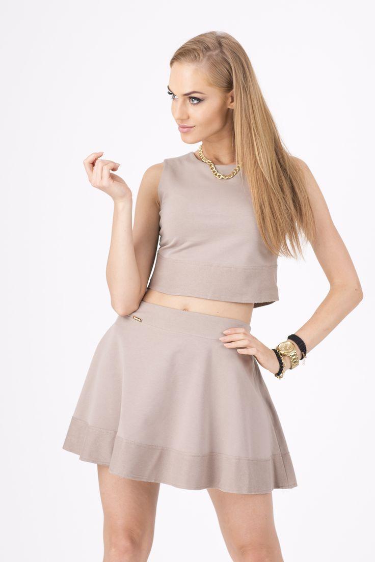 **Νέα άφιξη** -Set model 31387 Makadamia- μόνο στο Brands Ένδυση - Υπόδηση - Εσώρουχα http://www.brandsforless.gr/shop/women/set-model-31387-makadamia/ #Set