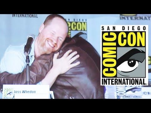 Marvel ABC Agents of SHIELD Full Panel - Comic Con 2013 - YouTube