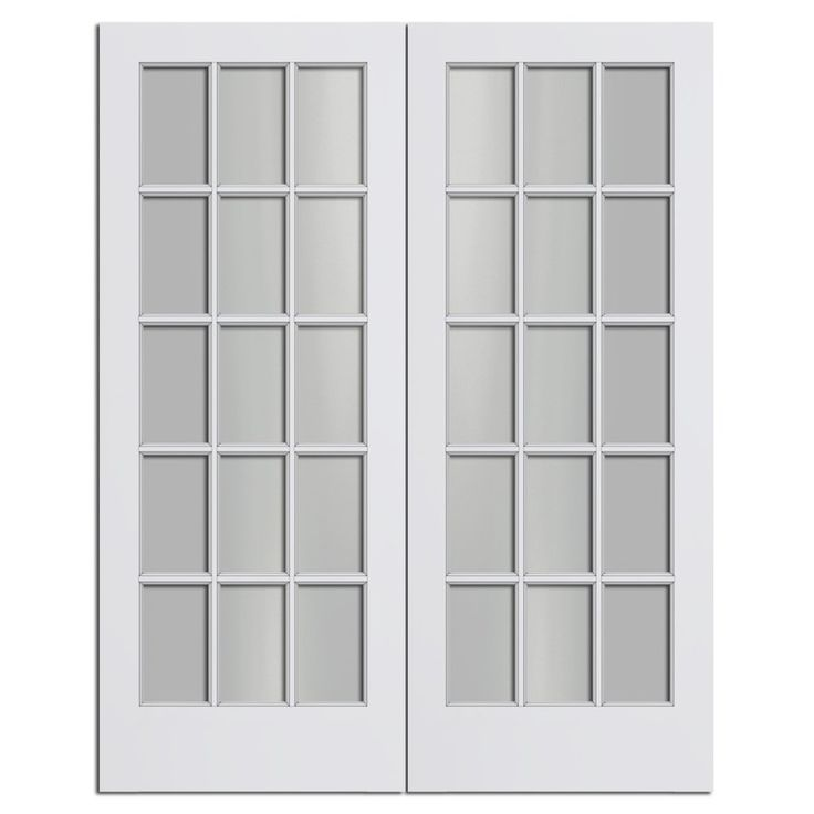 Reliabilt 49 5 In X 81 5 In 6 Panel Hollow Core Textured Molded Composite Universal Interior