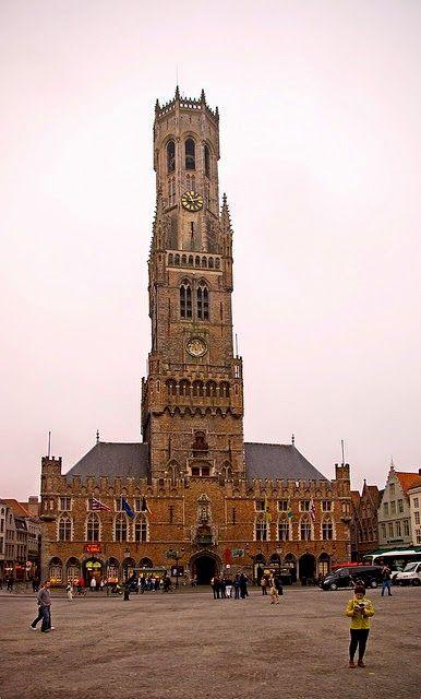 Patrimonio de la Humanidad: Casco histórico de Brujas, Bélgica