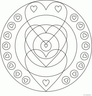 2571 best images about mandalas on pinterest coloring free printable coloring pages and. Black Bedroom Furniture Sets. Home Design Ideas