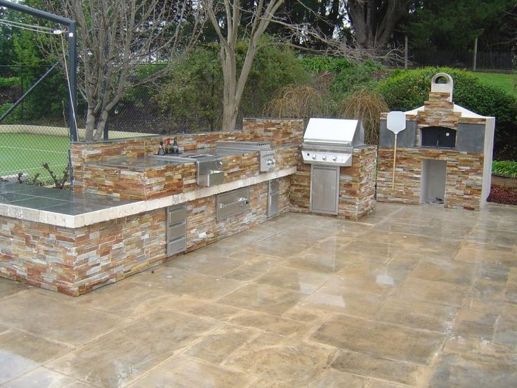 Outdoor Kitchen Design Ideas - Get Inspired by photos of Outdoor Kitchen Designs from Now Renovations - Australia | hipages.com.au