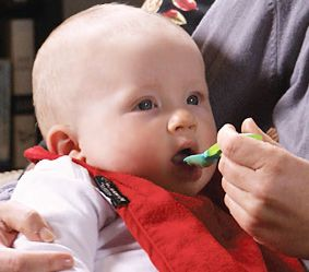 Building a confident eater | Forbaby.co.nz