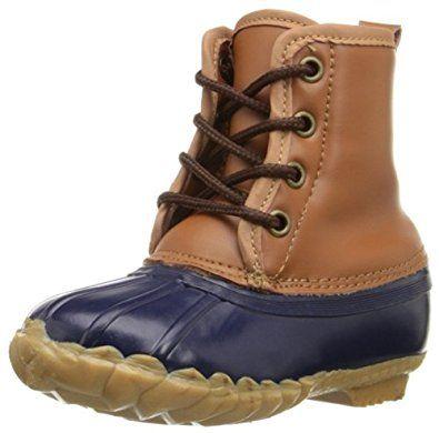 Amazon.com | Western Chief Four Eye Kids Duck Boot (Little Kid/Big Kid) | Boots