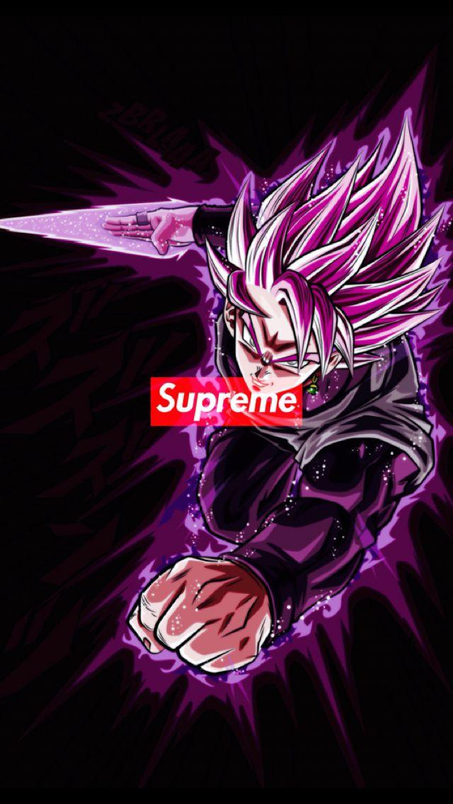 Pin By Clutch Godx2 On Supreme Supreme Wallpaper Floral Wallpaper Phone Goku Wallpaper Iphone supreme wallpaper goku