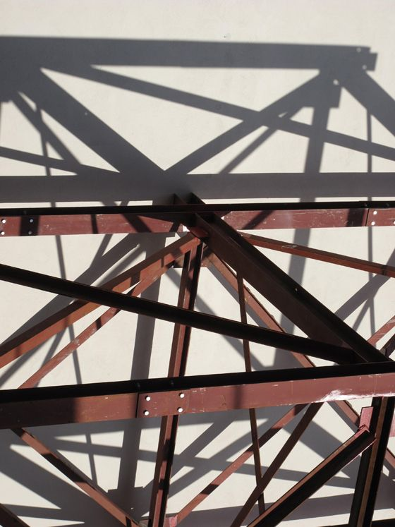 Shadows & Scaffolding
