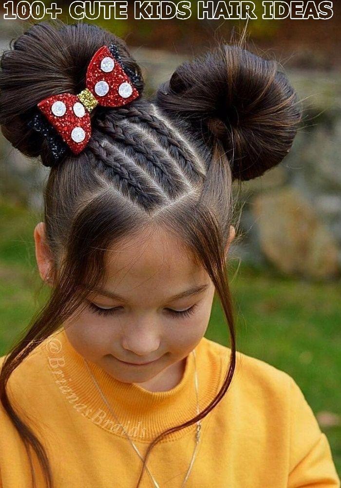 50 Lovely Kids Braided Hair Ideas For 2020 New Trendy Hair Ideas