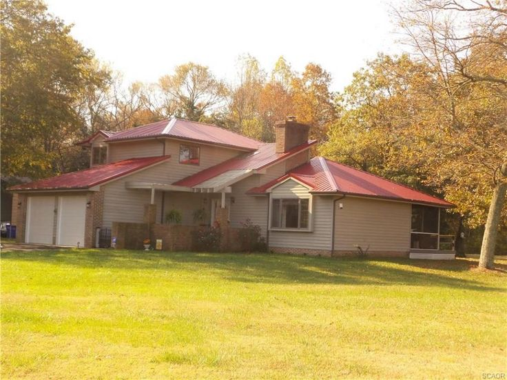 Mint home on almost 10 ac, partially wooded w/stream, a stocked pond, a 30x50 detached garage/wkshp,finished 2nd floor & dry bar. A perfect spot for office, game room. Also there is  a large Canopy for your boat or RV. The main home has a 2-car attached garage, scr. porch & rear deck, Enjoy the private atrium perfect for star gazing, relaxing or to put a hot tub. You will love the rustic charm this home provides. Tall Vaulted ceilings and skylights give a touch of contemporary. The 1st…