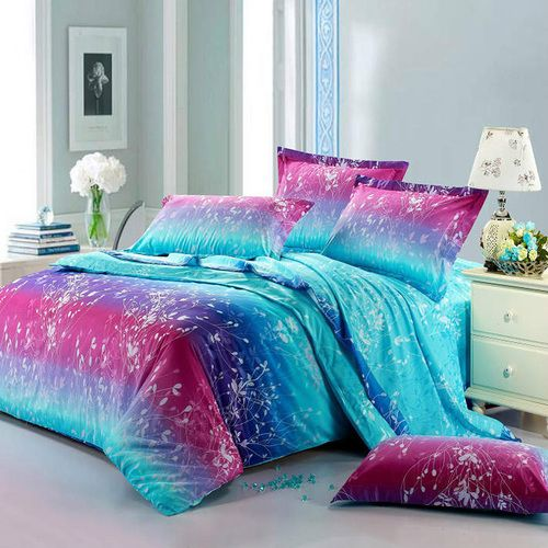 best 25 galaxy bedding ideas on pinterest galaxy homes 3d bedding sets and galaxy room. Black Bedroom Furniture Sets. Home Design Ideas