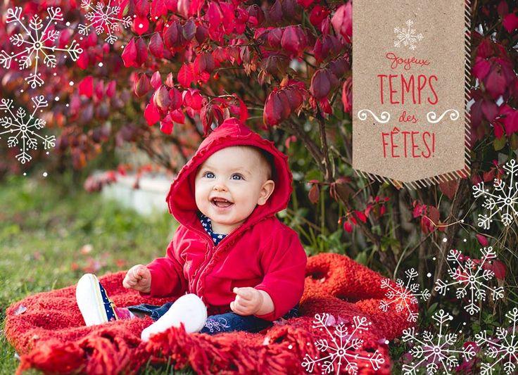 Mini-Séances de Noël, photographe de Sherbrooke