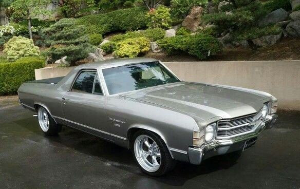 1971 Chevy El Camino