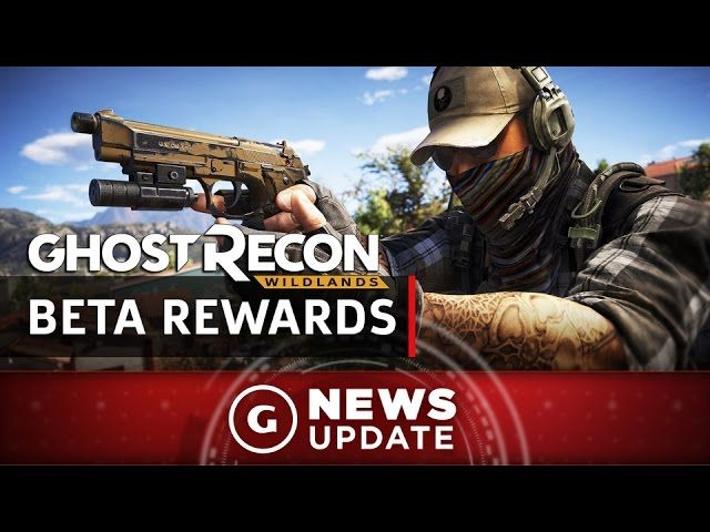 Ghost Recon: Wildlands Beta Rewards Revealed - GS News Update - http://gamesitereviews.com/ghost-recon-wildlands-beta-rewards-revealed-gs-news-update/