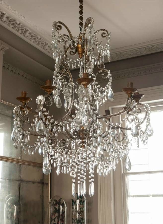 Large Chandelier in Lighting from Alex Macarthur
