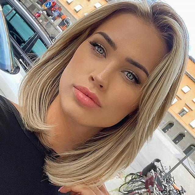 Blond Frisuren