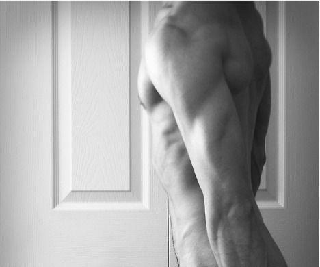 Tumblr: Hot Man, Shirtless