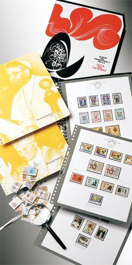 I francobolli emessi dal Vaticano sotto il pontificato di Papa Wojtyla