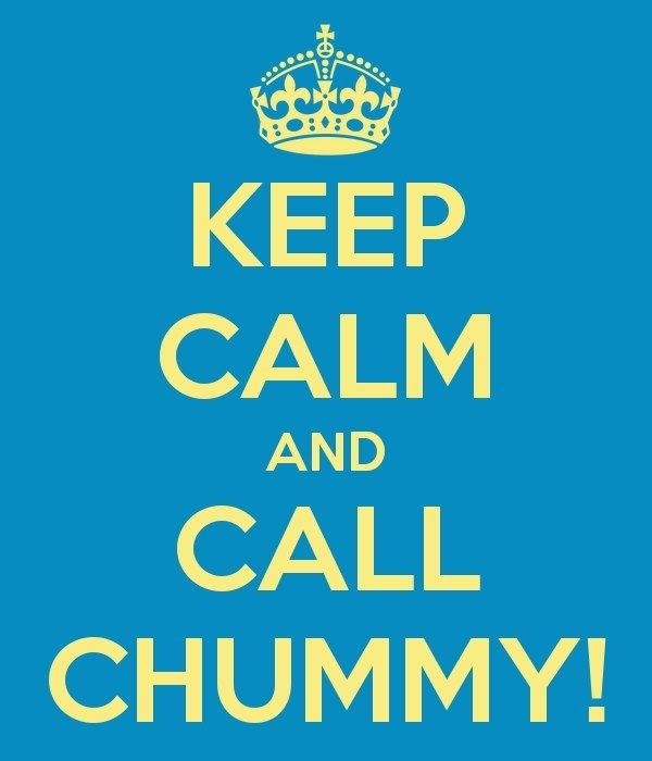 Because Call the Midwife is one of the best things on TV and Chummy is marvelous!!!