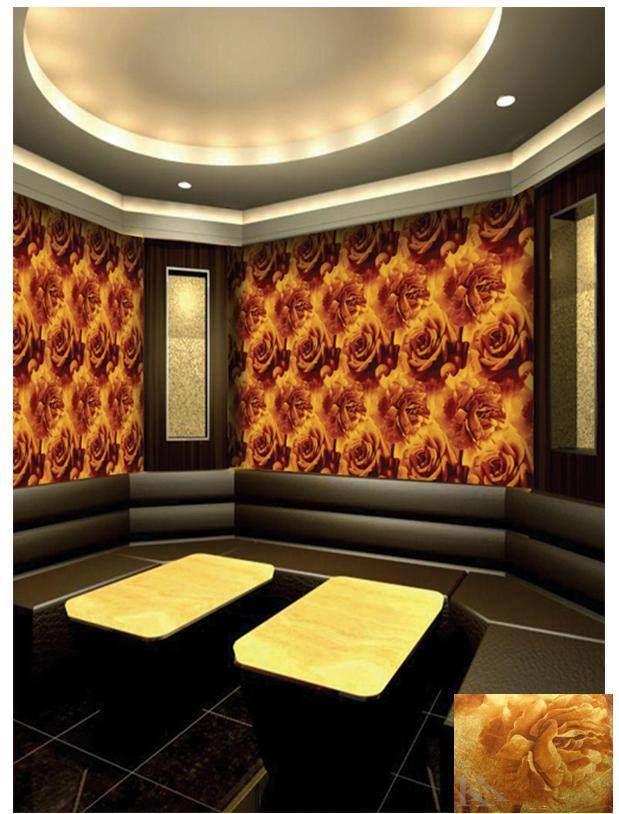 Daca esti interesat de un tapet modern atunci l-ai gasit! Tapetul Lavish Rose este absolut captivant.   #tapetrose, #tapettrandafir