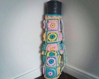 Yoga pilates soporte para bolsa de estera de