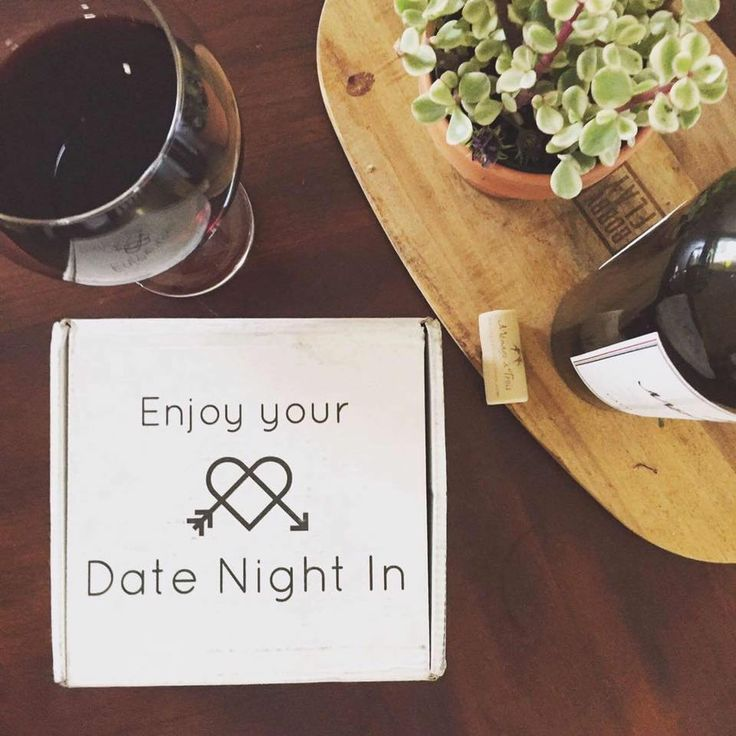 Crated With Love - Monthly Date Night Subscription Box