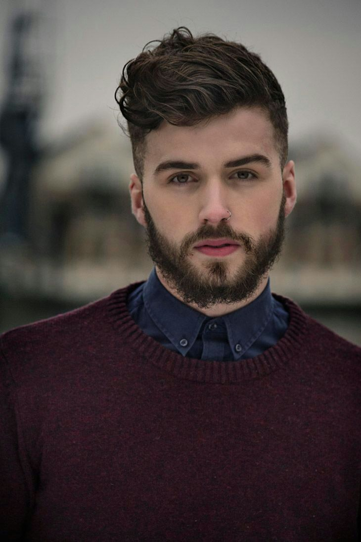 Hipster men hairstyles 25 hairstyles for hipster men look - Men S Fashion Style Men Curly Hairstyleshairstyles 2016hipster