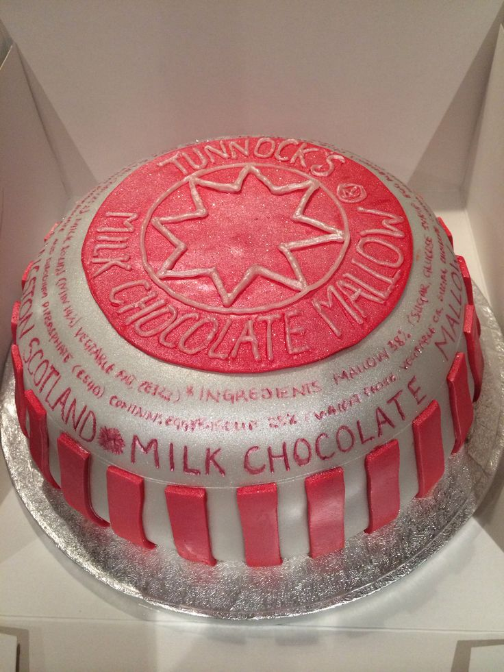 Image result for tunnock tea cake aesthetic