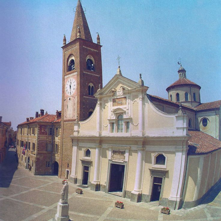 Chiesa di Santa Maria Assunta a Bene Vagienna (Cn) | Scopri di più nella sezione Itinerari del portale #cittaecattedrali