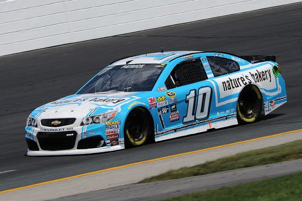 Danica Patrick Photos - Danica Patrick, driver of the #10 Nature's Bakery Chevrolet, practices for the NASCAR Sprint Cup Series New Hampshire 301 at New Hampshire Motor Speedway on July 16, 2016 in Loudon, New Hampshire. - New Hampshire Motor Speedway - Day 1