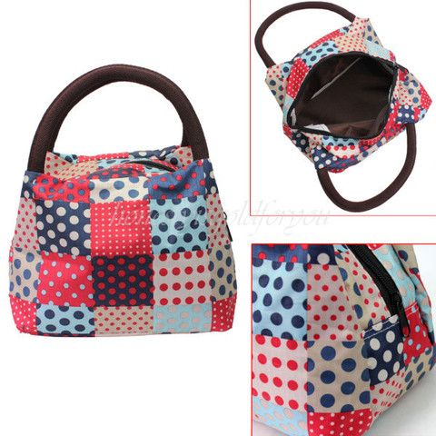 Tote bag for lunch bag