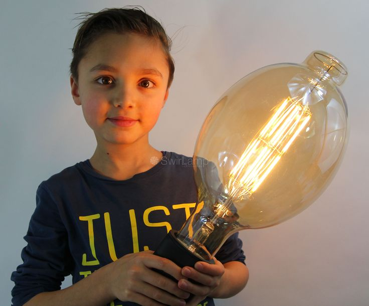 Calex Colosseum Giant LED filament lamp.