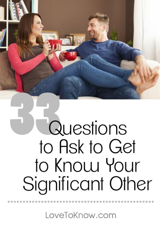 Hot questions to ask your girlfriend