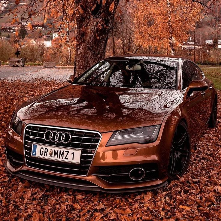Audi Cars 4 door. If you like the handling and additionally performance of a spo… #Speed..