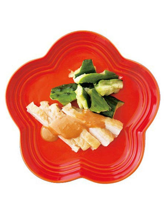 【ELLE a table】棒棒鶏 たたききゅうり添えレシピ エル・オンライン