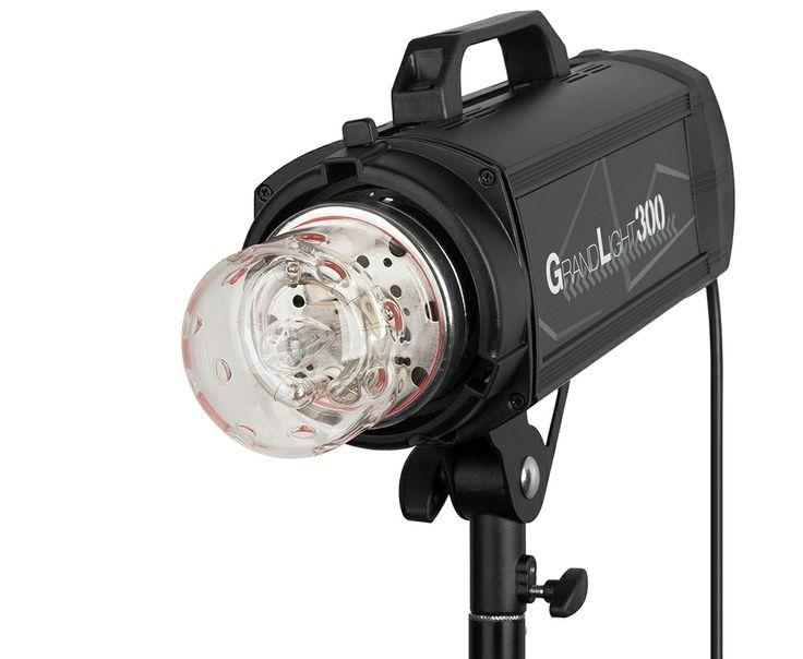 PHOREX GrandLight GL-300 Studioblitz 300Ws