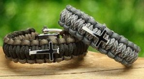 Survival Straps® Christian Collection Our Survival Bracelets™ have become known as a symbol of strength, honor, survival, helping others and the belief in Ameri