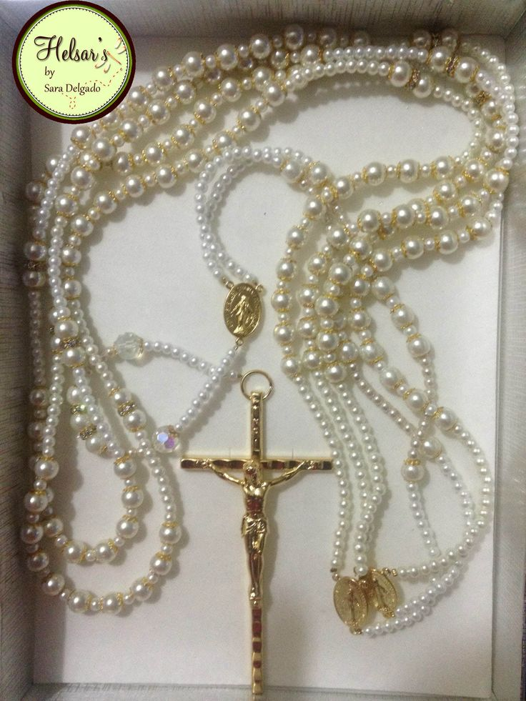 cause you said you like pearls. Lazo Matrimonial