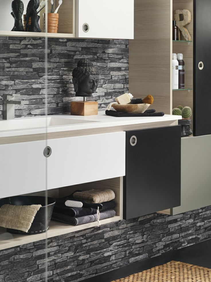 Jazz, a playfull bathroom furniture line from Tiger