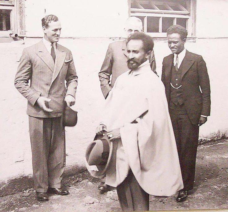 Gallery of Emperor Haile Selassie | St Paul's Church | Brighton and Hove Untold
