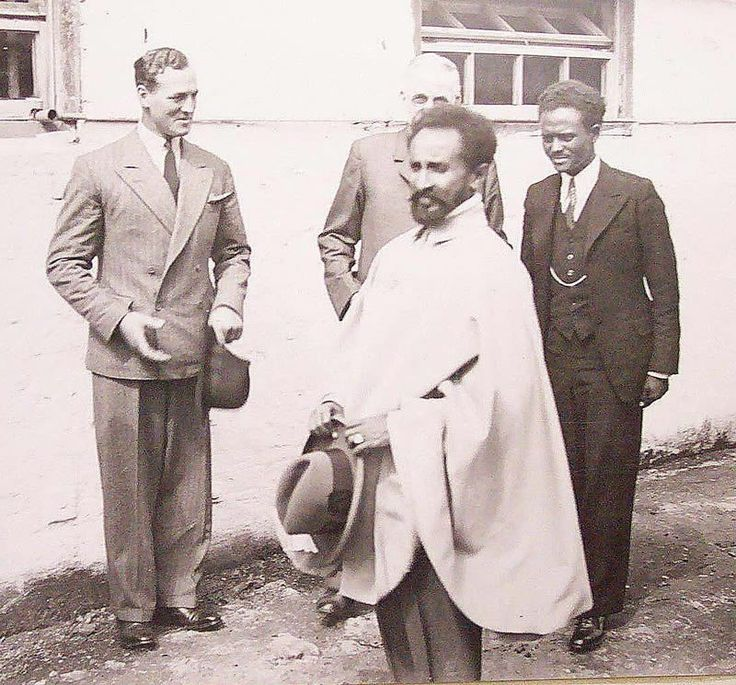 1000+ ideas about Haile Selassie on Pinterest | African ...